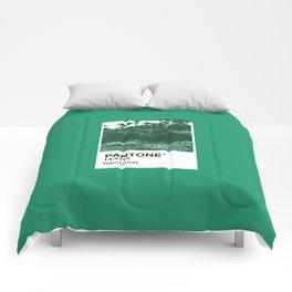 PANTONE SERIES – RAINFOREST Comforters