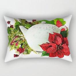 Tea 4 Rectangular Pillow