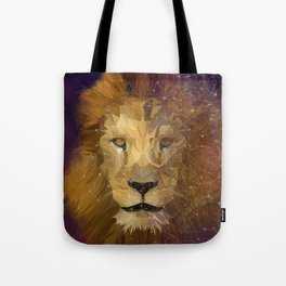 Invincible Leo Tote Bag