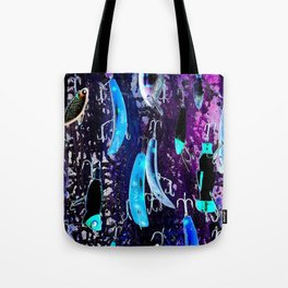 Midnight Lures Tote Bag