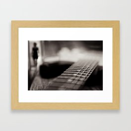 Come as you are Framed Art Print