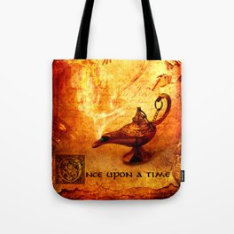 Once Upon A Time Fairy Tale  Tote Bag