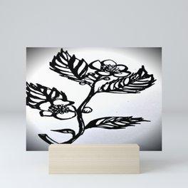 Tea Tree Mini Art Print