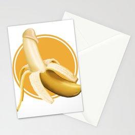 Big banana Stationery Cards