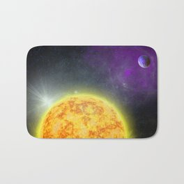 The Sun Bath Mat