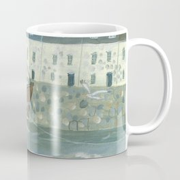 Harbour Cottages Coffee Mug