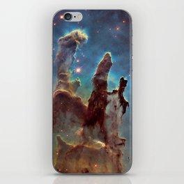 Pillars of Creation- NASA Hubble Telescope Image iPhone Skin