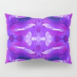 Bug On A Rose - Torrid Violet Pillow Sham