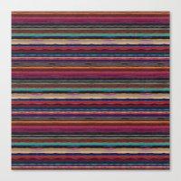desert Canvas Prints featuring Desert by spinL