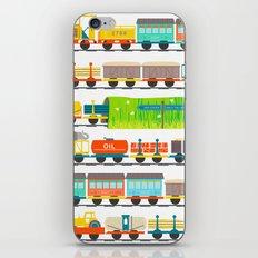 Long Train iPhone & iPod Skin