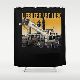 Liebherr LRT 1090 Shower Curtain