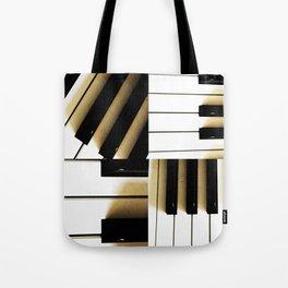 The Healing Keys Tote Bag