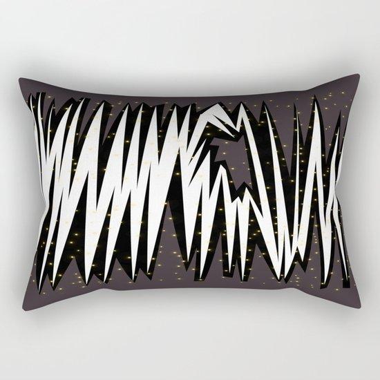 Mind Traffic | Keep Calm Rectangular Pillow