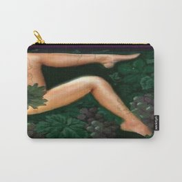 Fine as Wine Carry-All Pouch
