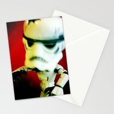 Zombie Stormtrooper Attack Stationery Cards