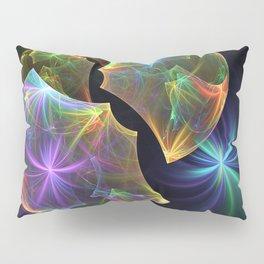 Fractal World Pillow Sham