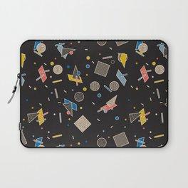 Memphis Inspired Pattern 10 Laptop Sleeve