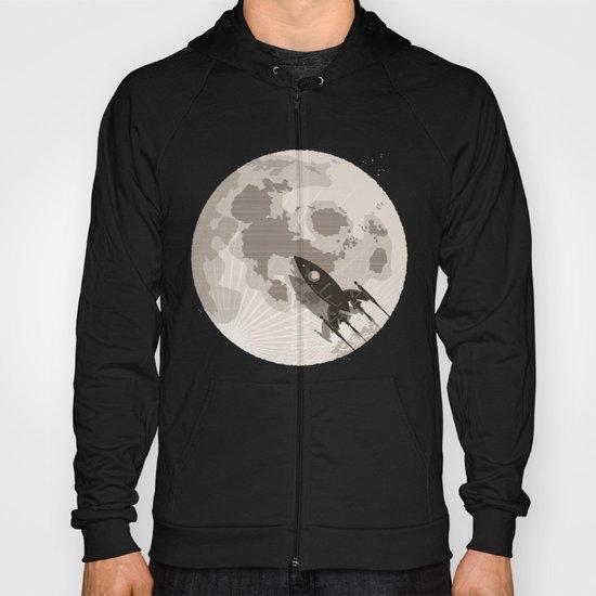 Around the Moon Hoody