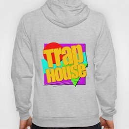 Trap House Square Logo Hoody
