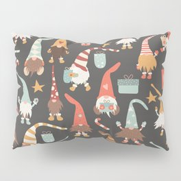 Christmas Gnomes Pillow Sham