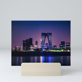 Suzhou, China! Mini Art Print