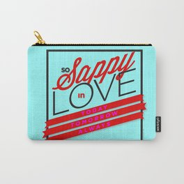 Sappy in Love - RMX Carry-All Pouch