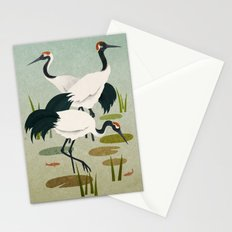 Cranes Stationery Cards