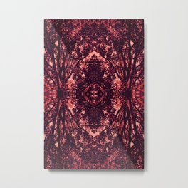 Persian Rug Metal Print