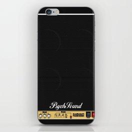 PsychSound iPhone Skin