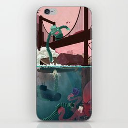 Your Music, I Has It iPhone Skin