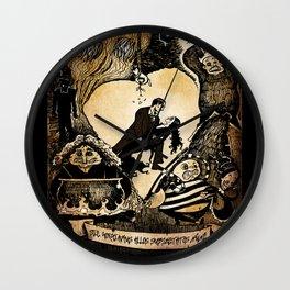 The Addams Family Wall Clock