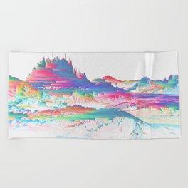 MNŁŃMT Beach Towel