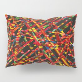 My Favorite Fall Color Is Plaid Pillow Sham