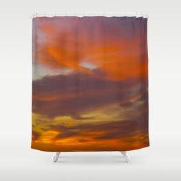 Like Wildfire Shower Curtain