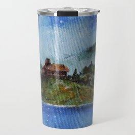 The House of the Ancestors Travel Mug