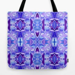 Matters of the Heart Floral Tote Bag