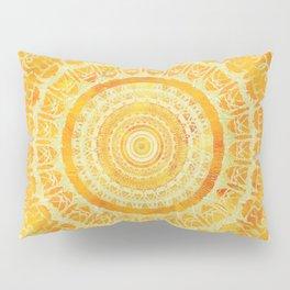 Sun Mandala 4 Pillow Sham
