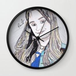 Caca Loira Wall Clock