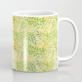 Yellow leaves Coffee Mug