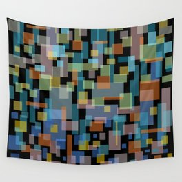 zappwaits new york city Wall Tapestry