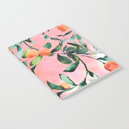 Orange tree Notebook