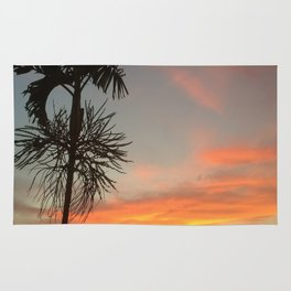 Country Sunsets Rug