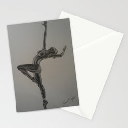 Balerina Stationery Cards