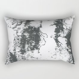 Black/white Rectangular Pillow