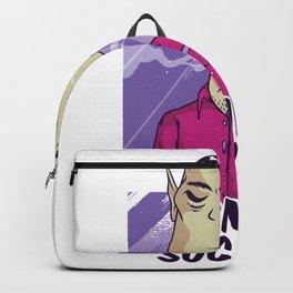 Vampire - the morning is annoying spell Backpack