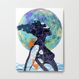 Pisces (zodiac series 1) Metal Print
