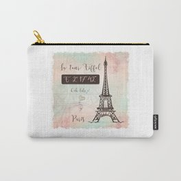 Coordinates Paris Carry-All Pouch