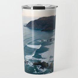 Oregon Coast Sunrise Travel Mug