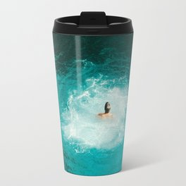 Tropical Swim Travel Mug