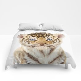 Tiger Art Comforters